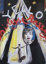 YELLO & SHIRLEY BASSEY The rhythm divine 12INCH 45 RPM GERMAN EX  1987