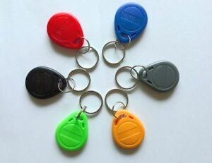 * TWO Pet Mate Elite Super Selective Microchip RFID Cat Flap Collar Tag Disc *