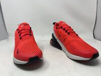Nike Men's Air Max 270 Running Shoe Red Orbit/Black/Vast Grey Size 13M US