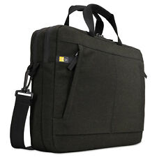 "Case Logic Huxton 15.6"" Laptop Bag, 2 7/8 x 16 x 11 7/8, Black 3203131"