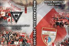 HOOLIGANS /ULTRAS DVD MONZA-MANTOVA 2002/03