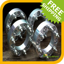 4 Toyota Wheel Spacers Adapters 1.5 inch thick