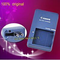 Genuine Original Canon CB-2LV CB-2LVG CB-2LVT Battery Charger for NB-4L Battery