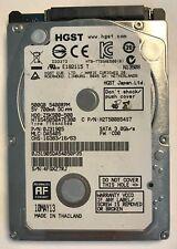 """HGST - Z5K500-500 - 500GB 5400RPM SATA 6.0Gb/s 2.5"""" Internal Notebook HDD"""