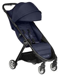 Baby Jogger City Tour 2 Lightweight Travel Stroller FREE Belly Bar Seacrest