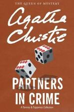 Partners in Crime (Tommy and Tuppence Mysteries)-ExLibrary