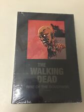The Walking Dead Rise of The Governor Deluxe Edition Slipcase HC New Sealed