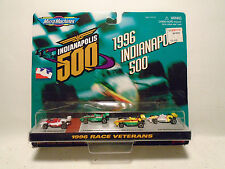 GALOOB MICRO MACHINES #74933 1996 INDIANAPOLIS 500 RACE VETERANS 4 CAR SET