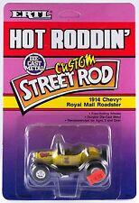 Ertl Hot Roddin' Custom Street Rod 1914 Chevy Royal Mail Roadster MOC 1989