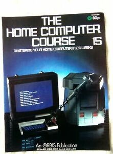 58913 Issue 15 The Home Computer Course Magazine 1983