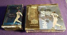 1998 UPPER DECK SPx BASEBALL FACTORY SEALED 18-PACK BOX + 13 LOOSE SEALED PACKS