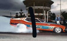 Ray Alley 1971 Ford Mustang Nitro Funny Car Photo!