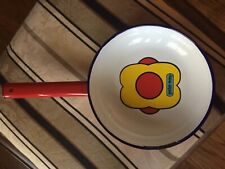 Peter Max Frying Pan 8 inches Rare 1970 Good Condition