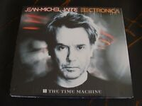Slip Album: Jean Michel Jarre : Electronica 1 : Sealed Feat TD With Edgar Froese