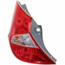 FOR HY ACCENT HATCHBACK 2012 2013 2014 REAR TAIL LAMP LEFT DRIVER 92401-1R210