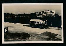 Austria WIENER HOHENSTRASSE Austro-Fiat Autobusse c1930/50s? RP PPC