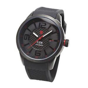 Suzuki Wrist Watch Black 990F0-MWAT2-000