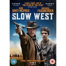Slow West 2015 Michael Fassbender KODI Smit-mcphee R2 DVD Immediate DISPATCH
