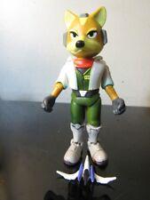 World of Nintendo 4.25 Fox McCloud Figure Wave 3~