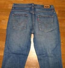 "LEVI`S 529 Bootcut- JEANS / Damen- LEVIS Blue- Jeans in blau in ca. W31"" /L29"""