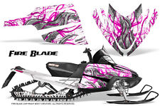 ARCTIC CAT M CROSSFIRE SNOWMOBILE SLED GRAPHICS KIT WRAP CREATORX FBPW