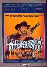 "La Leyenda del Manco Dvd Movie, Eleazar Garcia "" Chelelo"" Action"