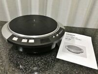 DENON  DP 80   TOP  DIRECT   TURNTABLE