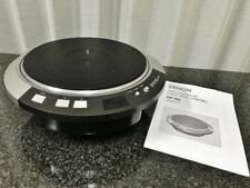 DENON  DP80  TURNTABLE TOP