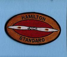 HAMILTON STANDARD PROPELLER USAF NAVY USMC Squadron Aircraft Jacket Patch