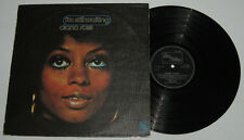 Great Britain Pressing DIANA ROSS I'm Still Waiting LP Record