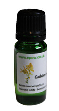 Goldenrod Essential Oil 10ml - Solidago Canadensis - CAS 96690-40-3 by NPOW™ UK