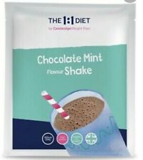 The 1:1 Weight Plan CWP Diet Products - 7 X Chocolate 🍫 Mint 🧊 Shake
