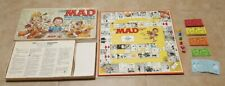 Vintage 1979 Mad Magazine Board Game Parker Brothers - 100% Complete!