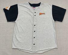 Champion Indiana Jones Raiders Of The Ballpark Men's 2XL Baseball Jersey Shirt