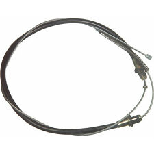 BC102006 Wagner BC102006 Premium Brake Cable, Rear Left