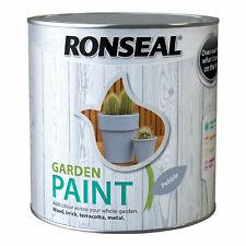 Ronseal Garden Paint Pebble 2.5 Litre Rslgpp25l