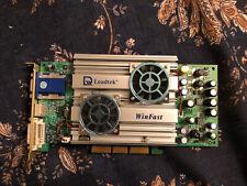 Leadtek Winfast A250 ultra Graphics Card Agp
