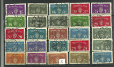 Norway. Old stamps.Lot C