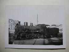 ESP403 - 1960 SANTANDER-BILBAO - Steam Locomotive No42 PHOTO Spain