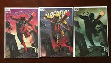 Daredevil #600 NM Joe Quesada Variant Lot..