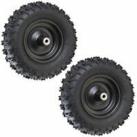 "Mower Details about  /2 Wheel Rims 5/"" /& 4 Bearings 3//4  Mini Bike Garden Tractors Gokart"