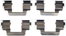 Disc Brake Hardware Kit Rear,Front Dorman HW13571