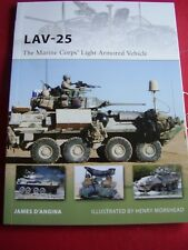 MILITARY MODELLING MAG LAV 25 MARINE CORPS LIGHT ARMORED VEHICLE 9781849086110