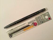 Pilot FriXion Ball Slim 0.38mm Erasable Rollerball Gel Pen(1+1 free refill)black