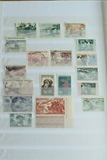 France Stamps - French Colonies -  Small Collection - E3