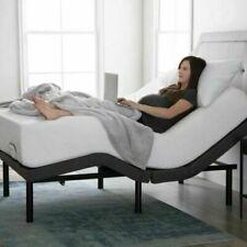 Adjustable Bed Base Twin XL Wireless Remote USB Port Medical Massage Ergonomic
