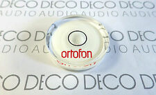 Ortofon Libelle Turntable/Hi-Fi Bubble Spirit Level - Brand New. DECO