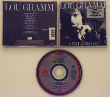 Lou Gramm - Long Hard Look (1989) Vivian Campbell,D.Huff,Nils Lofgren, Foreigner