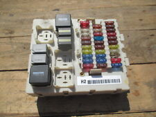 FORD FOCUS MK1 2.0 ST 170 INTERIOR FUSE & RELAY BOX FROM 2004 YEAR CAR