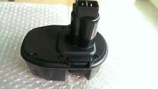 14.4V XR2 DRILL Battery DEWALT DE9094 DE9502 DE9092 DE9038 DE9091 DC551KA black